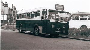 554, Leyland Royal Tiger LRH 696